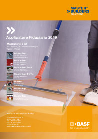 Applicatore fiduciario BASF 2016