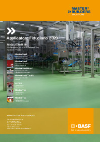 Applicatore fiduciario BASF 2020